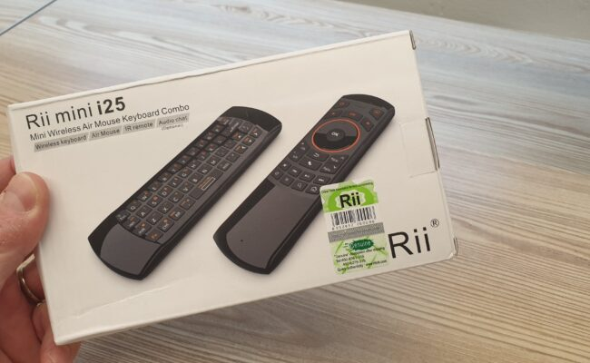 Rii i25 Air Mouse